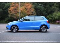 Volkswagen Polo For Sale (Mayan Blue)