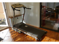 SC FITNESS EVOLUTION ONE RUNNING MACHINE IN PERFECT CONDITION
