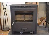 Aarrow Signature 11 kw woodburning/multifuel stove