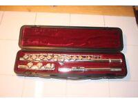 Yamaha 211SII flute