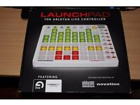 Novation Launchpad White Edition with ableton live launchpad edition