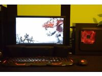 18 inch 16:9 lcd screen monitor (accept negotiable prices)