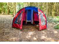 Royal Camping 4 Berth Tent
