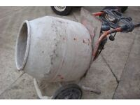 BELLE CEMENT MIXER 240 V