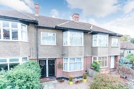 2 bed unfurnished Victorian maisonette on a quiet residential street near Sydenham station in SE26.