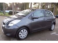 Toyota Yaris 1.33 VVT-i TR 5dr NEW STOCK JUST ARRIVED