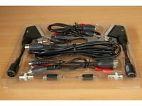 Universal Scart / Camcorder Cable Kit