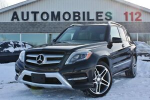 2013 Mercedes-Benz GLK-Class GLK 250 BlueTec / AMG Sport Pack /