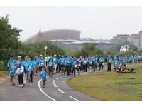WALK MARSHAL Walk for Parkinson's Cardiff Bay