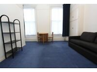 FR2 - Bright Quiet Self-Contained STUDIO FLAT (Ground Floor) in West Hampstead/Kilburn, NW2