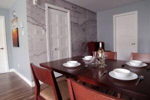 Appartement de luxe courte terme. Short terme condo