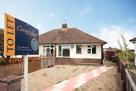 To Let - A very small two bedroom semi detached bungalow in Rustington
