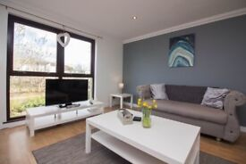 Three Bedroom short stay apartments in Nairn. Fully serviced