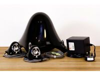 JBL Creature II 2.1 Multimedia Speaker Sound System with subwoofer