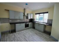RECENTLY RENOVATED 3 bedrooms First Floor Flat with Driveway & Garden, 7 Kings Station--No DSS plz