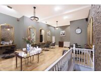 Full time receptionist/front of house required for busy award winning hair salon.