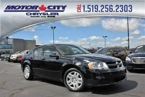 2013 Dodge Avenger Base Low K's Cruise Control CD Player