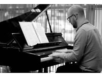 Piano/Keyboard lessons available with local session musician