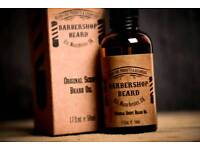Barbershop Beard Beard Oil