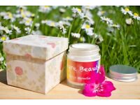 Awesome 100% Organic Homemade Moisturising Summer After Sun Face Cream - Nature Beauty