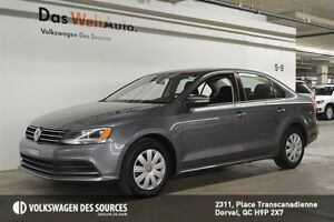 2015 Volkswagen Jetta 2.0L Trendline+,BACK-UP CAM, BLUETOOTH, A/
