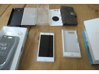 Sony Xperia X Compact 4.6inch SIM Free smartphone 32GB - White
