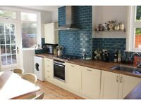 Lovely 2-bed garden flat to rent in East Dulwich