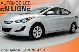 2014 Hyundai ELANTRA L À PARTIR DE $36/SEMAINE