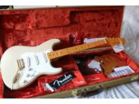 Fender Classic Player Stratocaster - 60th Anniversary - Limited Edition
