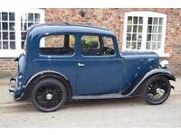1938 Austin 7 Ruby Classic Car