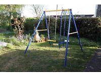 Childs/kids garden swing