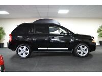 2007 Jeep Compass 2.0 CRD Limited Station Wagon **LOW MILEAGE**
