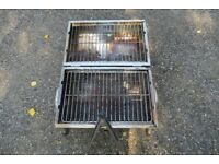 Stainless Steel Portable BBQ