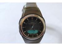 Casio Wave Ceptor Data Memory 25 WVA-300 solar (module 2868) watch