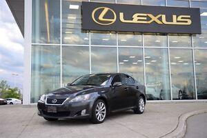 2009 Lexus IS 250 * HEATED LEATHER MOONROOF