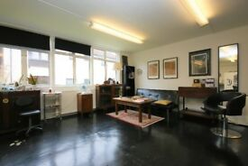 Outstanding Value - Large, Bright (South facing) and Peaceful Office Space on Hornsey Rd