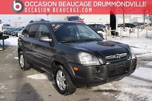 2008 Hyundai Tucson BAS MILLAGE - JAMAIS ACCIDENTÉ!!