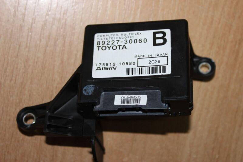 2013 LEXUS GS 250 350 450H GWL10 / TILT & TELESCOPIC CONTROL UNIT 89227-30060
