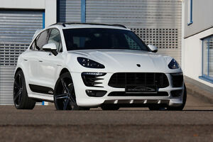 "speedART SP-390M: Basis Porsche Macan S - 390PS, 22"",uvm."