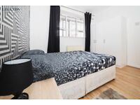 SPACIOUS DOUBLE ROOM WITH LIVING ROOM - ZONE 2 - SHADWELL - I HAVE MORE ROOMS AVAILABLE - CALL ME