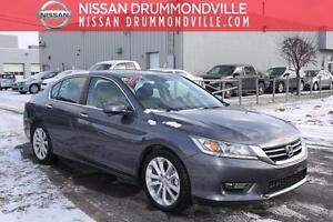 2013 Honda Accord Sedan EX-L - GPS-CUIR-TOIT-XENON- CAMÉRA!!!