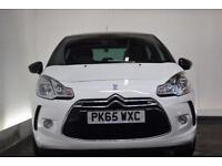 DS DS 3 1.6 BLUEHDI DSTYLE NAV S/S 3d 98 BHP (white) 2015