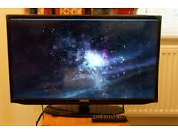 Samsung 32 Inch Full HD 1080p LED TV With Freeview HD - gently used!
