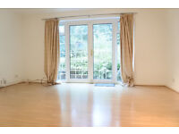 Amazing two bedroom garden flat situated on a beautiful road in Highgate
