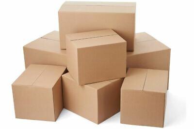 22 X 10 X 10 Cardboard Boxes Mailing Packing Shipping Box Corrugated Carton