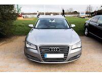 Audi A8 LWB SE Executive