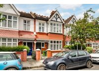 Ellaline Road - recently refurbished five bedroom, two bathroom period family house
