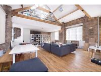 IMPRESSIVE 2 DOUBLE BEDROOM, 2 BATHROOM WAREHOUSE CONVERSION SET IN THE HEART OF CAMDEN/CHALK FARM