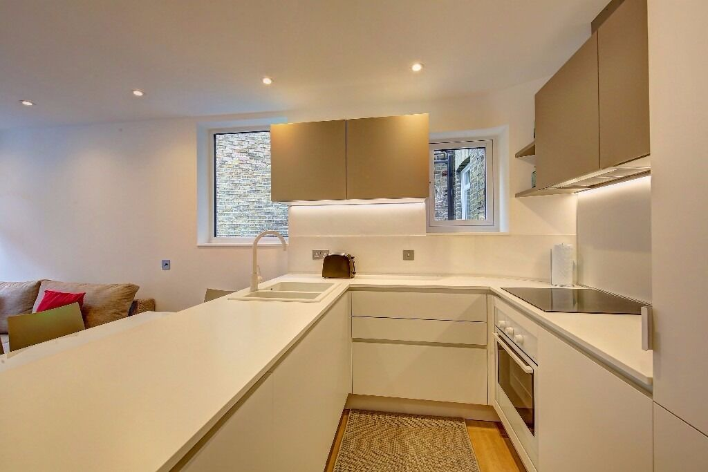 Beautifully refurbished two bedroom property