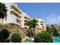 2 Bed Apartment Costa del Sol with stunning Sea Views, near Beach, Restaurants, Supermarkets, Golf!